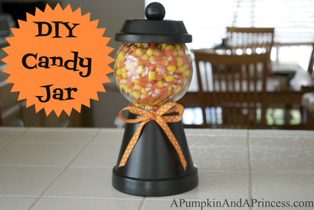Candy Jar Tutorial