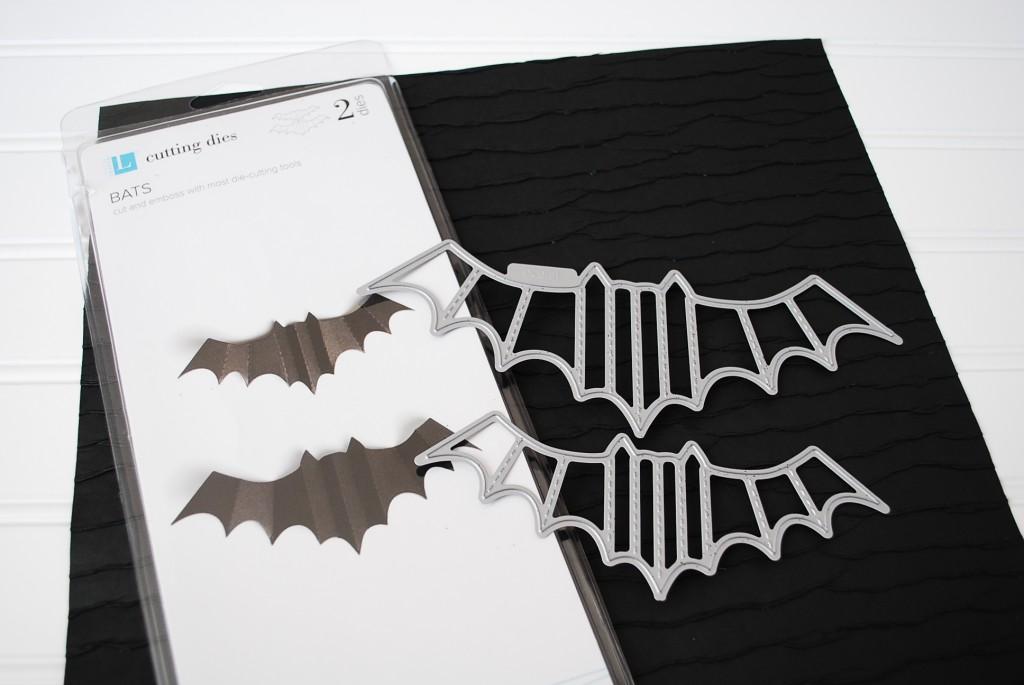 Bat Die Cut