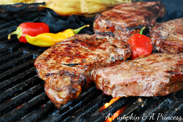 T-Bone Steak Recipe