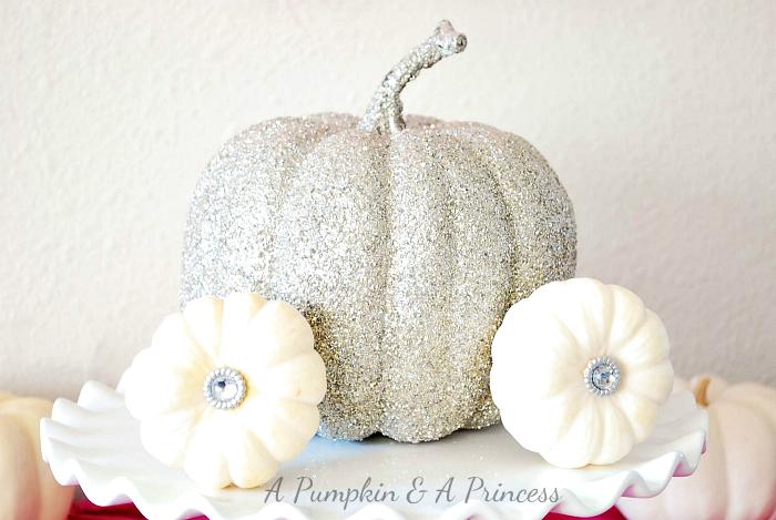 A Pumpkin and A Princess