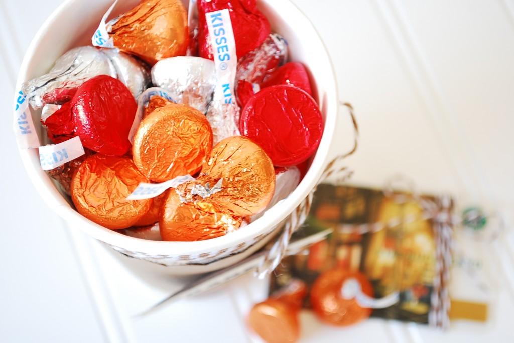 Chocolate and Coffee Gift Idea
