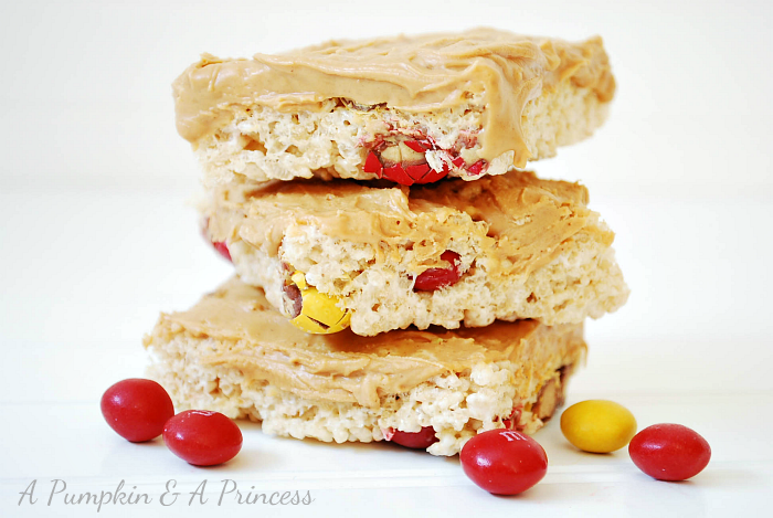 Peanut Butter Protein Rice Crispy Treats Recipes — Dishmaps
