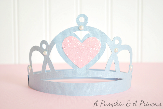 Paper Princess Crown