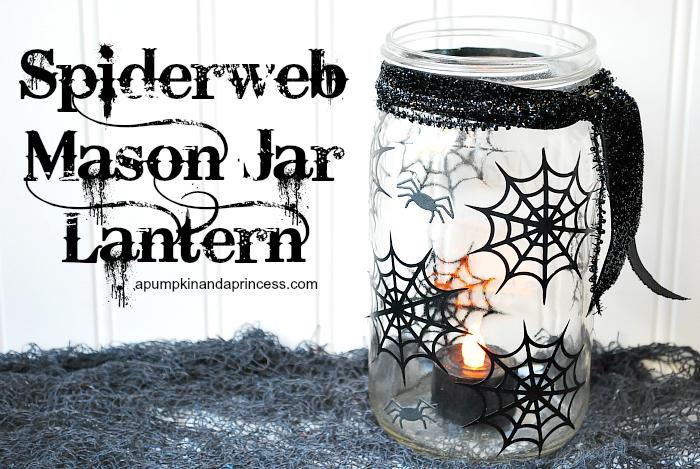 Spiderweb Lantern