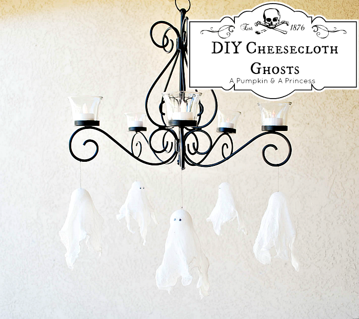 New cheesecloth ghost