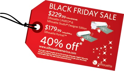 Black Friday Silhouette discount