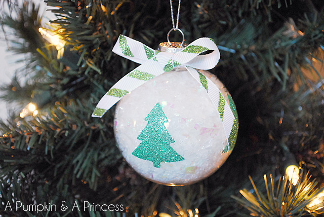 Double Sided Adhesive Ornament