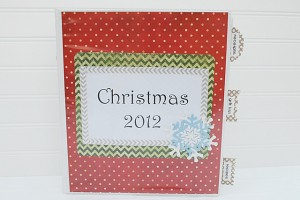 Christmas Binder Ideas
