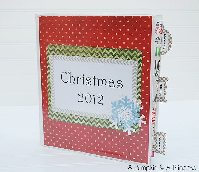 Christmas Binder Ideas