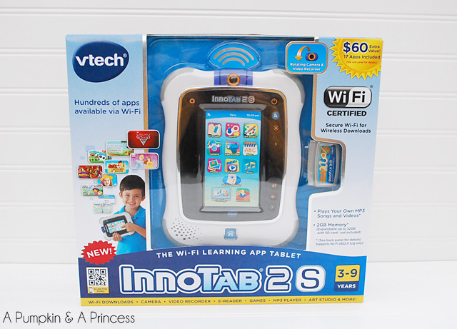 InnoTab 2S Toy Review
