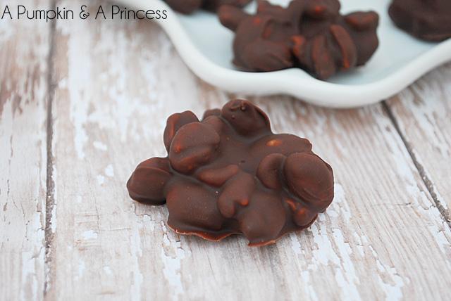 Easy Peanut Clusters Recipe