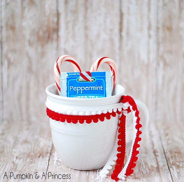 Peppermint Tea Mug Gift