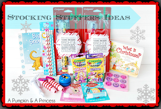 Stocking Stuffers Ideas