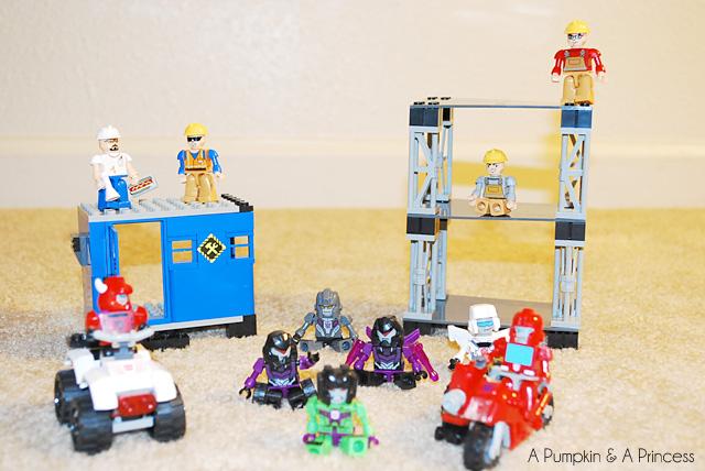 Kreo Transformers toys