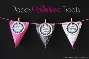 Easy Valentine's Day Crafts