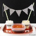 Super Bowl Party Ideas: Easy Dip Display