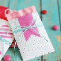 Mini Paper Pocket Valentines