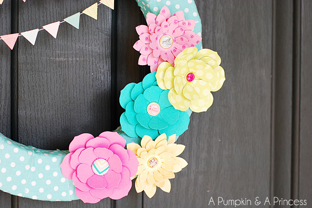 Pretty Paper Flowers