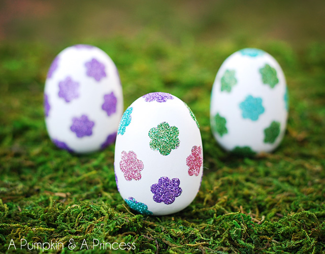 Creative Easte Egg Crafts