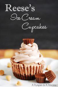 Ice Cream Cupcake Recipes