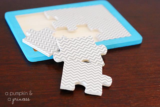 Washi Tape Puzzle
