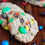 Soft and Chewy Monster Cookie Recipe