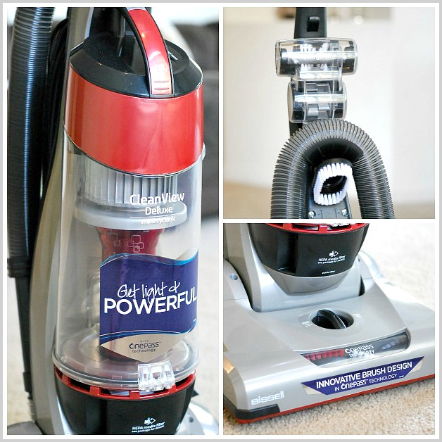 BISSELL CleanView Deluxe Review