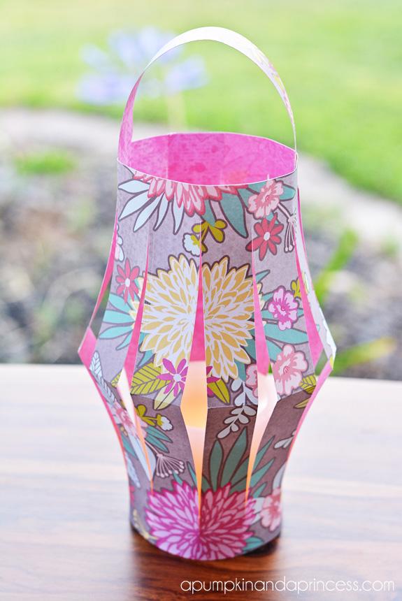 Summer camp paper lanterns design dazzle - Asian ideas paper lanterns ...