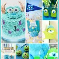 10+ Monsters University Party Ideas