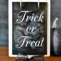 Halloween Chalkboard Printable Countdown