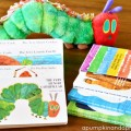 Eric Carle Books - activities for todlers