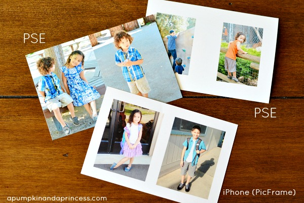 How to print iPhone pictures