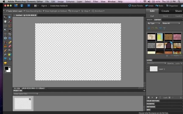 How to size Project Life photos in photoshop