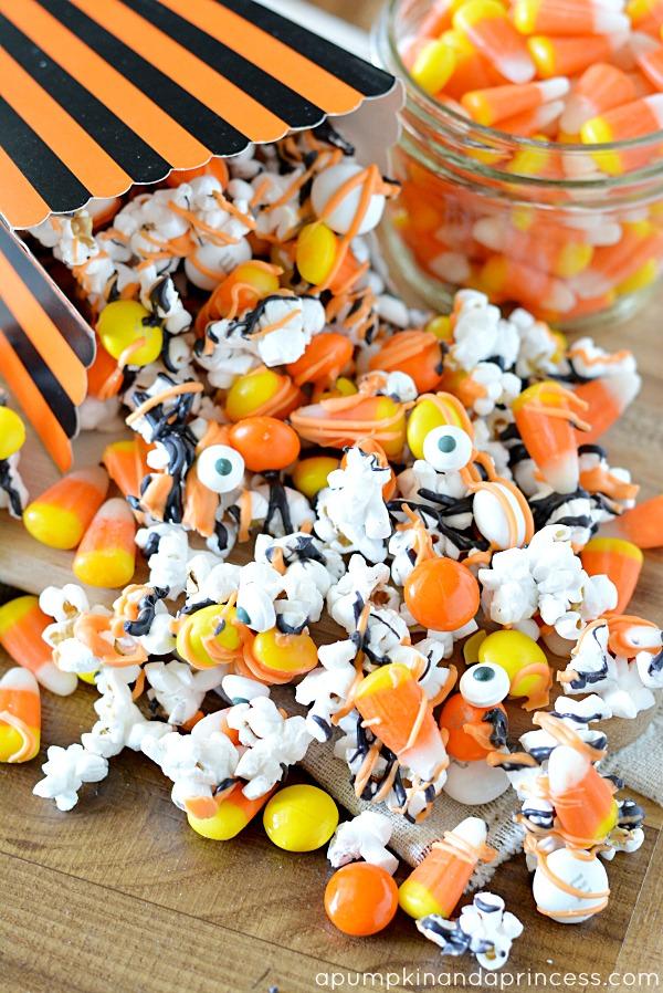 Monster Popcorn Munch