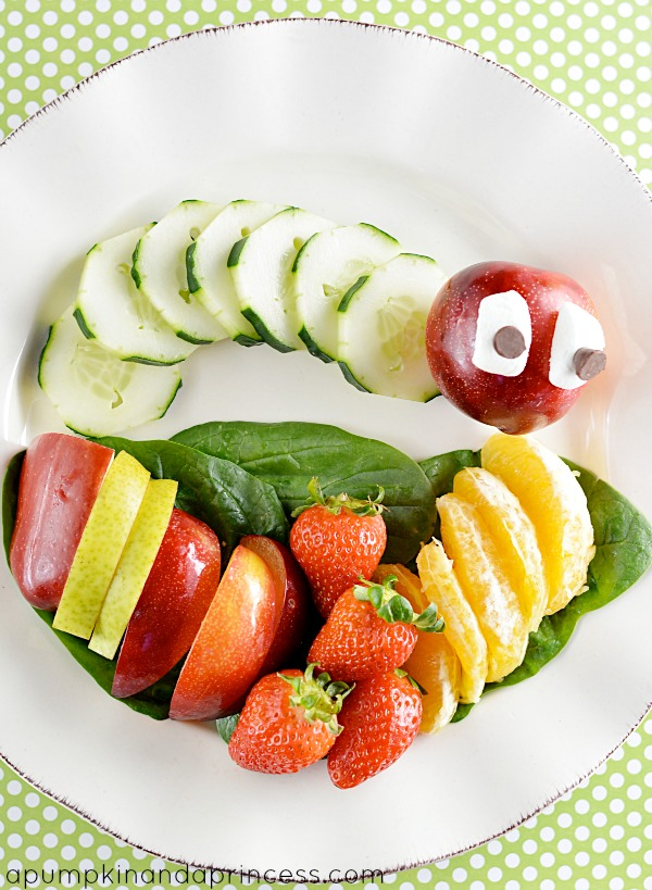 The Very Hungry Caterpillar Food Ideas