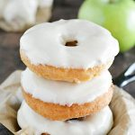 Maple Glazed Apple Doughnuts Recipe