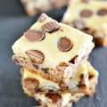 Reese's Cheesecake Bars