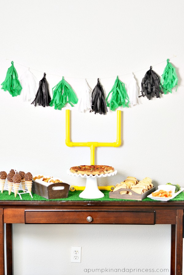 Football Party Ideas 1