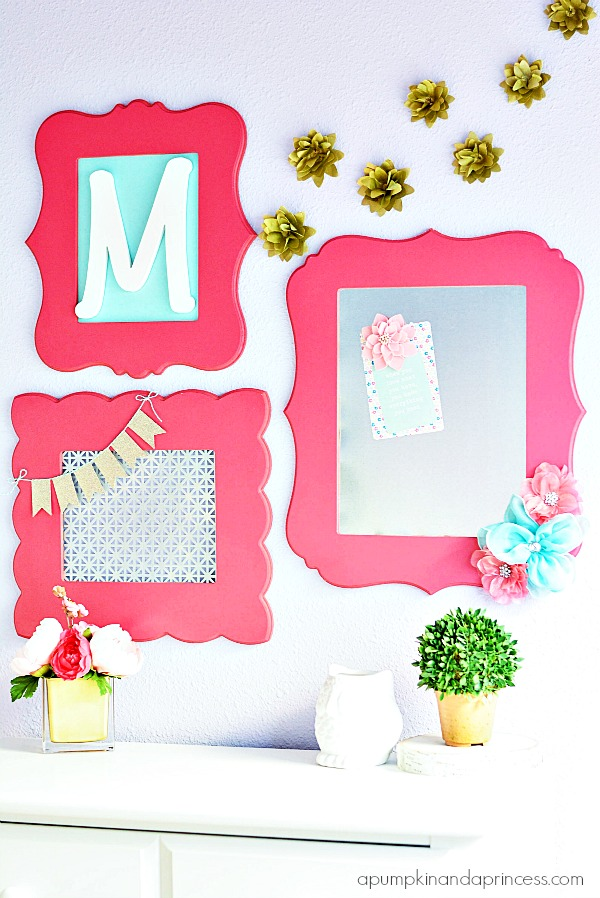 How to create magnetic frames