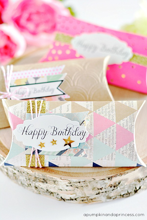 Printable Happy Birthday Gift Tags