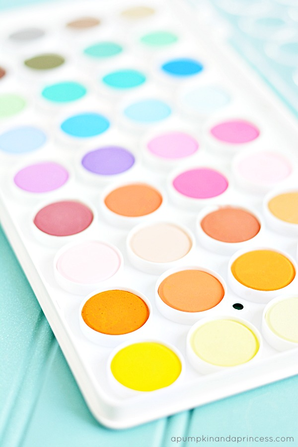 Watercolor Craft Ideas
