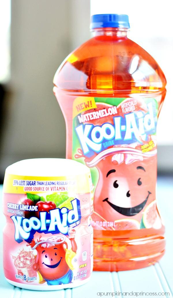 Kool-Aid-Slushies
