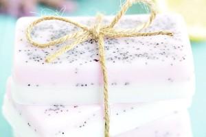 Lavender Lemon Soap Recipe
