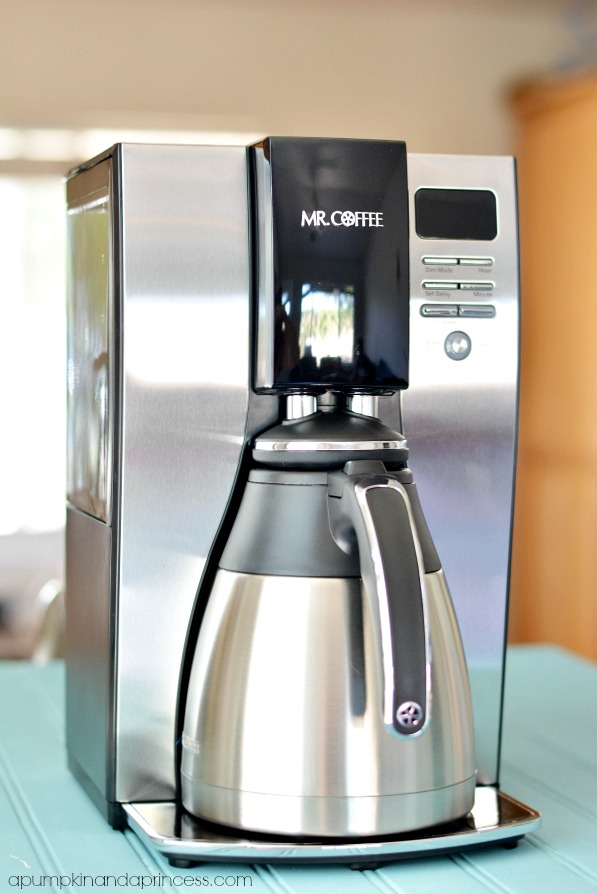 Princess One Cup Coffee Maker Review : Mr Coffee Maker. 10 Cup Thermal Carafe. . Mr Coffee Jwx27 12cup Coffee Maker Stainless ...