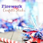 confetti sticks