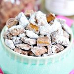 Salted Caramel Muddy Buddies