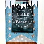 4th of July Display - Patriotic Printable