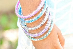 DIY Tube Bracelet Tutorial