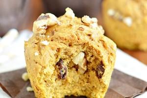 Easy Pumpkin Muffins Recipe