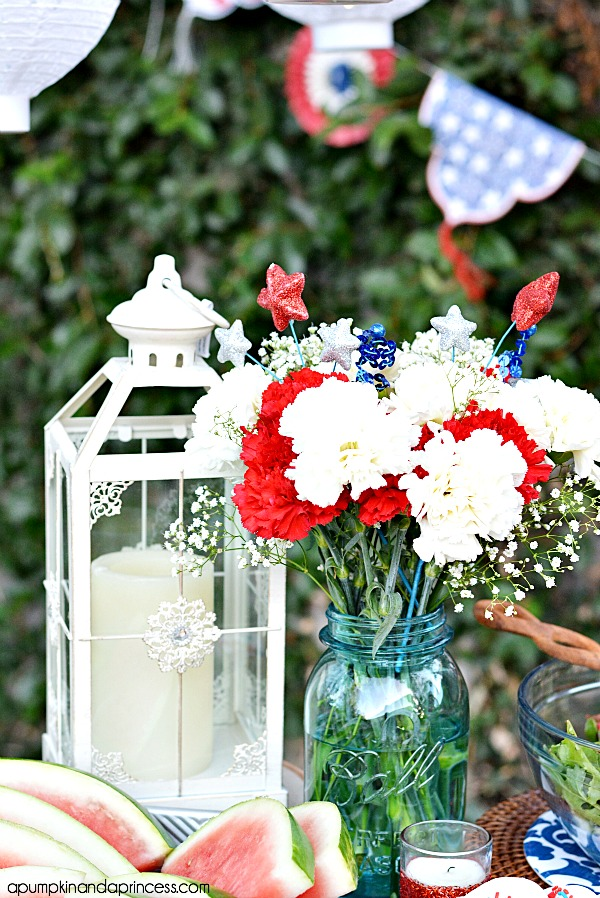 Fourth of July Party Decor